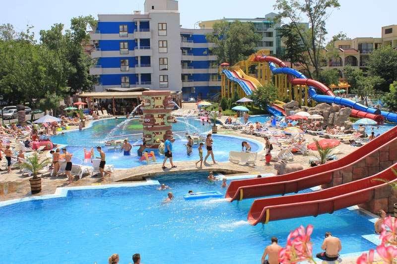Sejur Bulgaria SUNNY BEACH Vara 2018 HOTEL ISKAR 3*