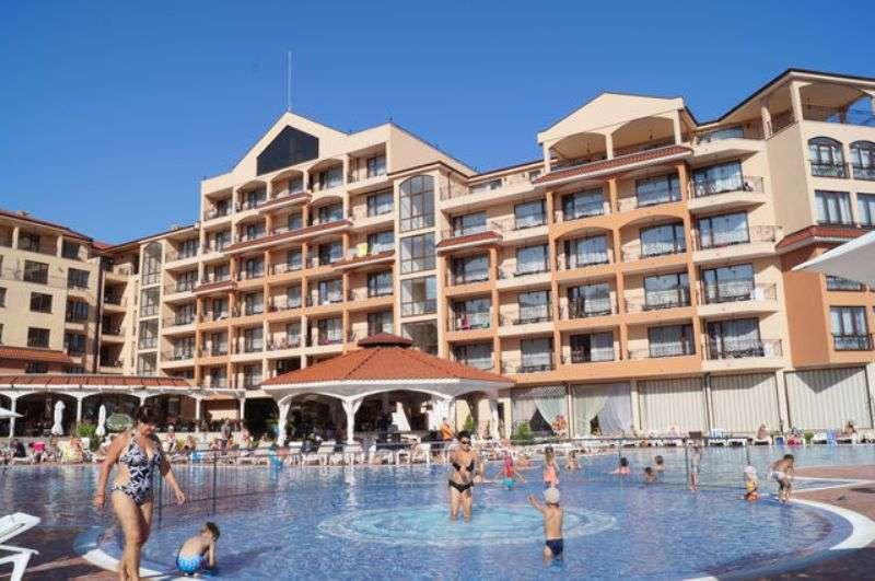 Sejur Bulgaria SUNNY BEACH Vara 2018 HOTEL GLARUS 3*