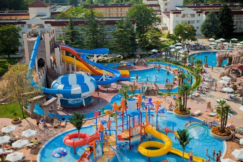 Sejur Bulgaria Vara 2017 SUNNY BEACH HOTEL COLLOSEUM 4*