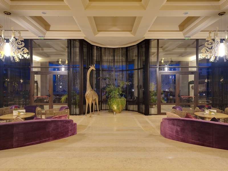 Sejur Bulgaria SUNNY BEACH Vara 2018 HOTEL AQUAMARINE 4*
