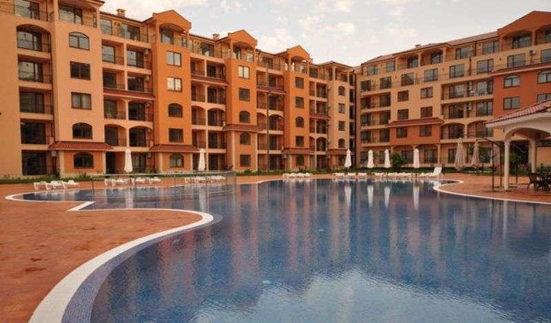 Sejur Bulgaria Vara 2017 SUNNY BEACH HOTEL DIAMOND 4*