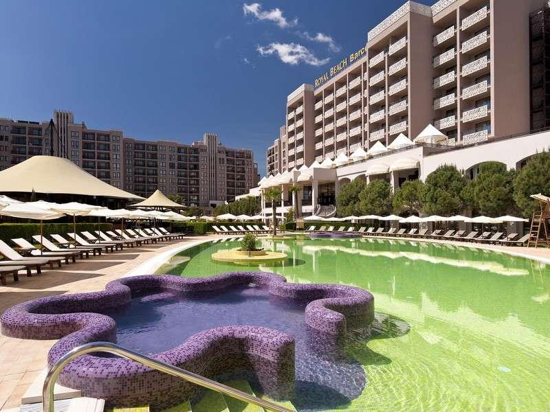 Sejur Bulgaria Vara 2018 SUNNY BEACH HOTEL DIT EVRIKA BEACH CLUB 4*