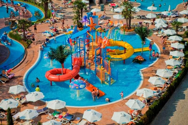Sejur Bulgaria Vara 2017 SUNNY BEACH HOTEL DIT ORPHEUS BOUTIQUE 3*