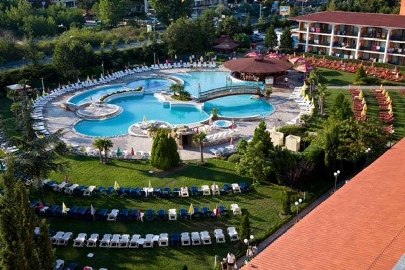 Sejur Bulgaria SUNNY BEACH Vara 2018 HOTEL ARONIA BEACH 4*
