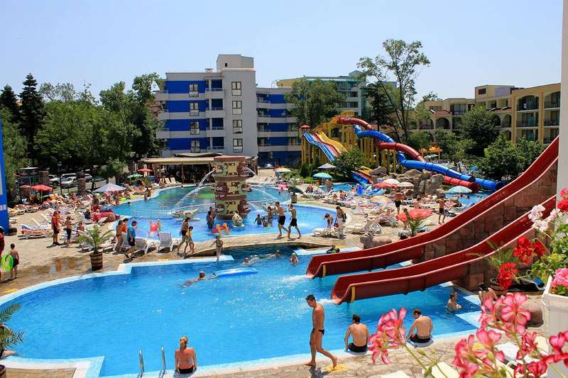 Sejur Bulgaria Vara 2017 SUNNY BEACH HOTEL FLAMINGO 4*