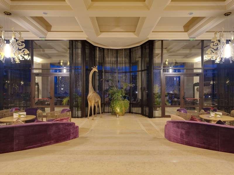 Sejur Bulgaria SUNNY BEACH Vara 2018 GRAND HOTEL SUNNY BEACH 4*