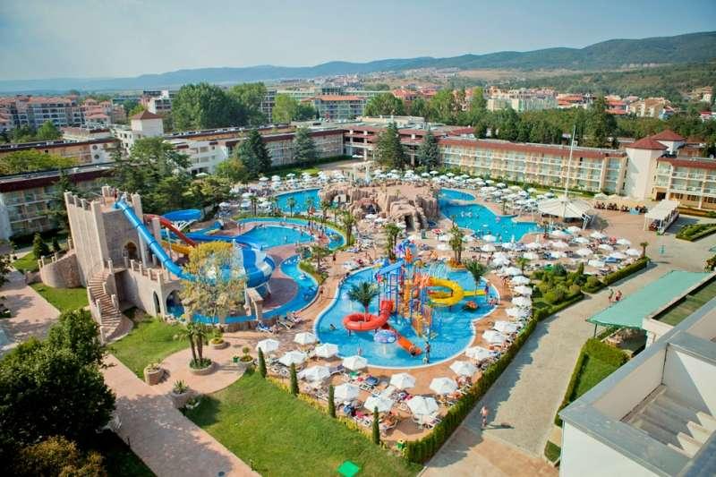Sejur Bulgaria SUNNY BEACH Vara 2018 HOTEL AKTINIA 3*