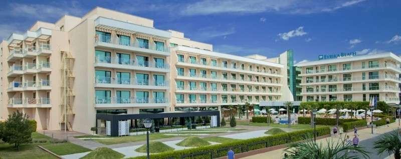 Sejur Bulgaria Vara 2018 SUNNY BEACH HOTEL ARONIA BEACH 4*