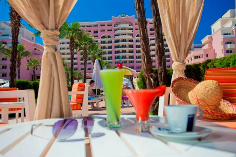 Sejur Bulgaria Vara 2017 SUNNY BEACH HOTEL MPM KALINA GARDEN 4*