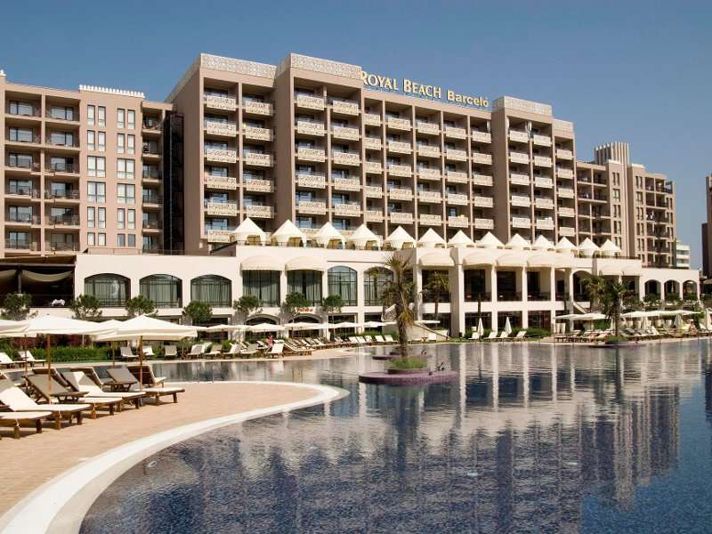 Sejur Bulgaria Vara 2018 SUNNY BEACH HOTEL RIU HELIOS 4*