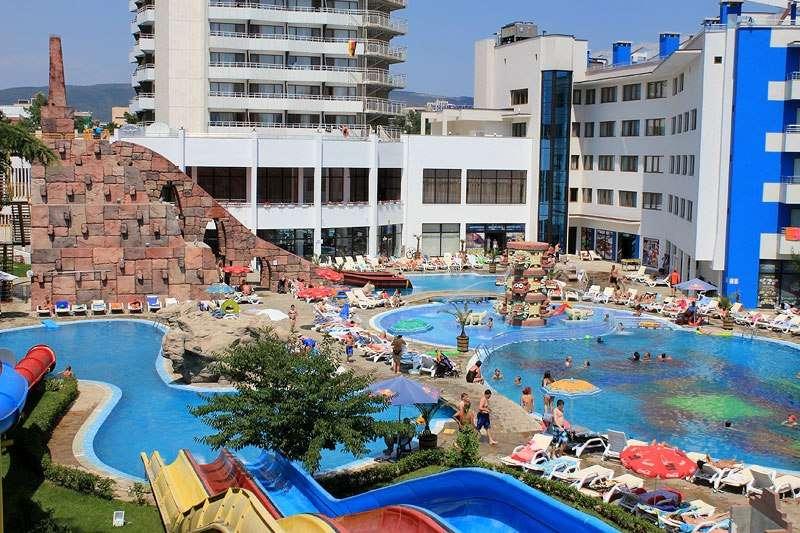 Sejur Bulgaria Vara 2017 SUNNY BEACH HOTEL ALBA 4*