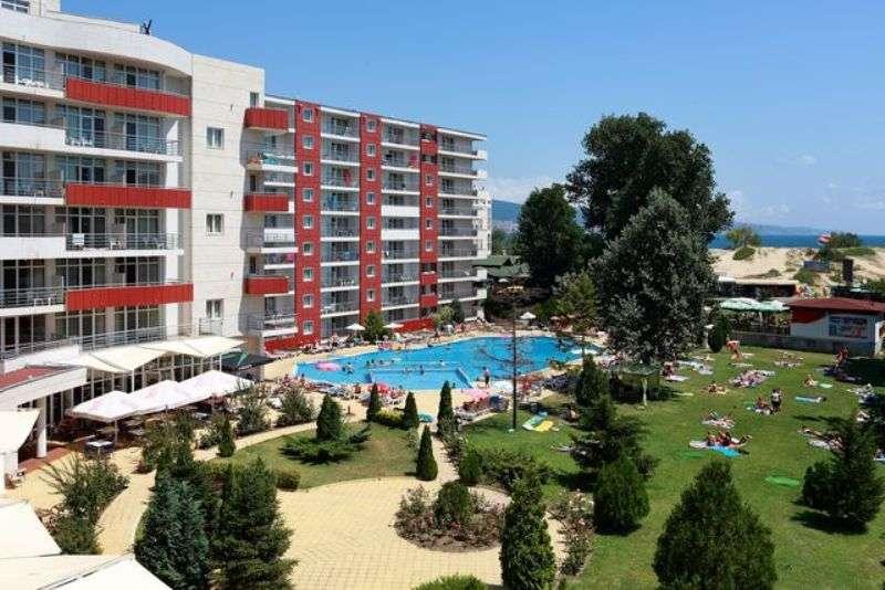 Sejur Bulgaria Vara 2017 SUNNY BEACH APARTHOTEL ROSE VILLAGE