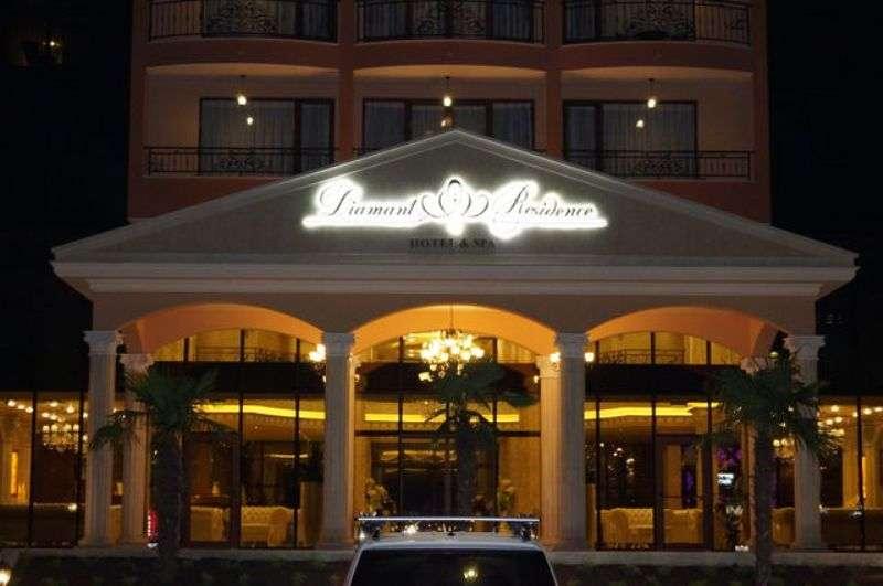 Sejur Bulgaria Vara 2017 SUNNY BEACH HOTEL SMARTLINE MERIDIAN 4*