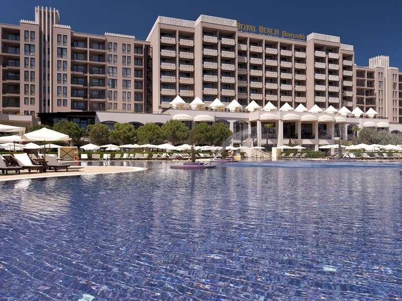 Sejur Bulgaria Vara 2017 SUNNY BEACH HOTEL STRANDJA 3*