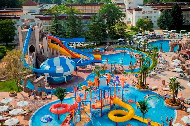 Sejur Bulgaria Vara 2017 SUNNY BEACH HOTEL SUN PALACE 4*