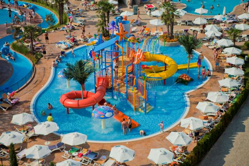 Sejur Bulgaria Vara 2018 SUNNY BEACH HOTEL TIARA BEACH 4*