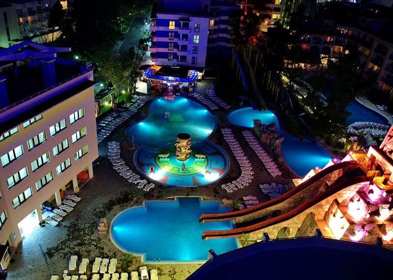 Sejur Bulgaria Vara 2017 SUNNY BEACH HOTEL TRAKIA 3*
