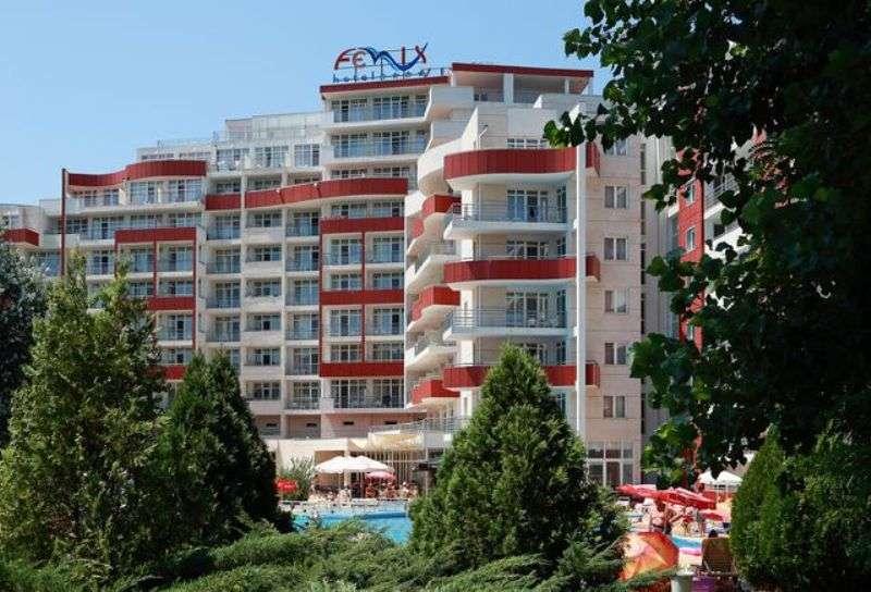 Sejur Bulgaria Vara 2017 SUNNY BEACH HOTEL RIVA 3*