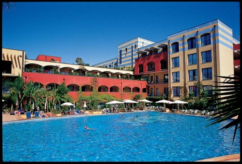 Sejur Bulgaria Vara 2017 SVETI VLAS HOTEL PRIMASOL SINEVA PARK 3*