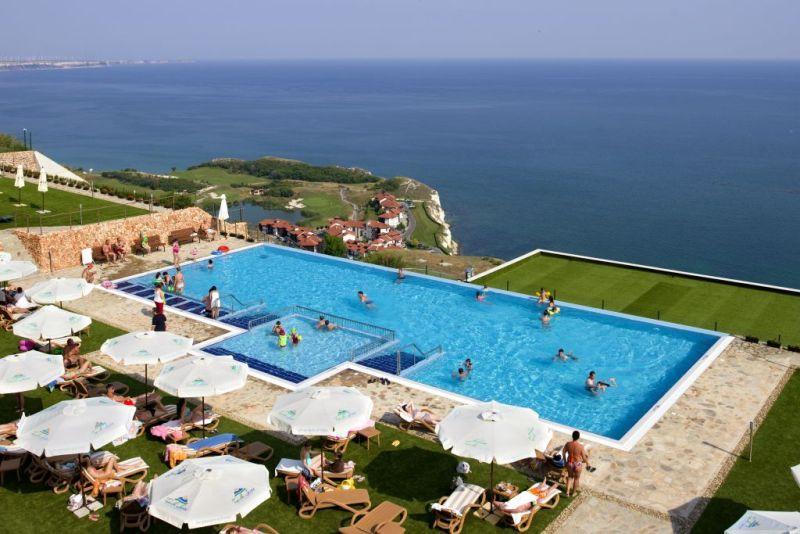Sejur Bulgaria Vara 2018 Balchik HOTEL REGINA MARIA SPA 4*