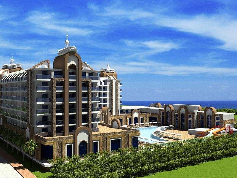 Sejur Charter Alanya august� bilet de avion si hotel inclus