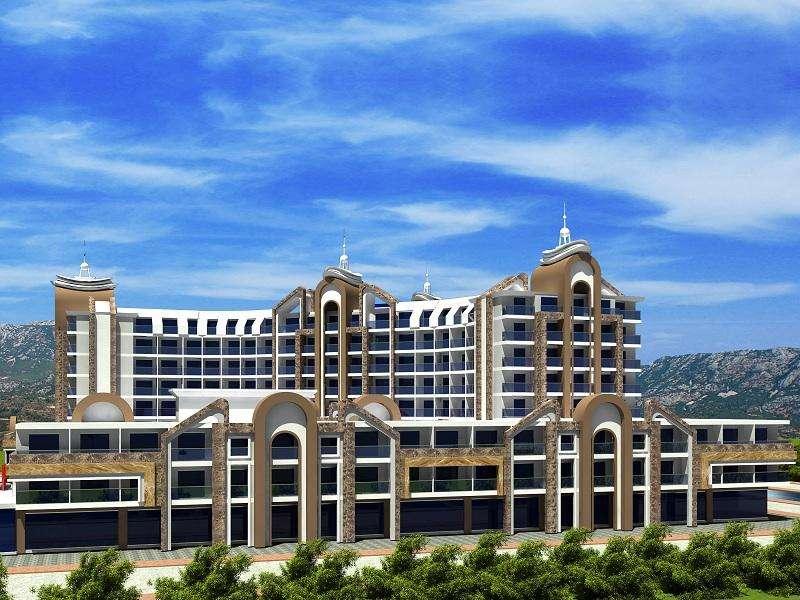 Sejur Charter Alanya iulie�bilet de avion si hotel inclus