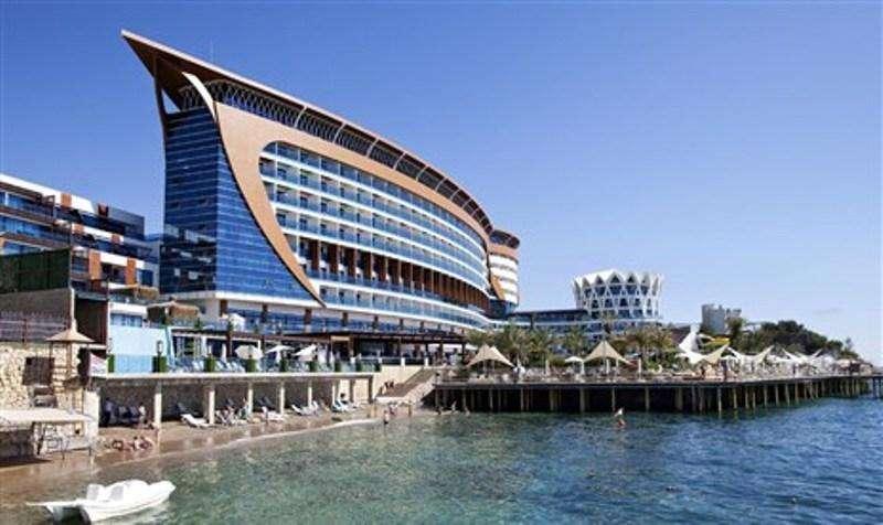 Sejur Charter Alanya luna iunie bilet de avion si hotel inclus