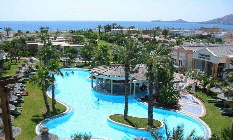 Sejur Corfu Grecia autocar Hotel BENITSES BAY VIEW 3*