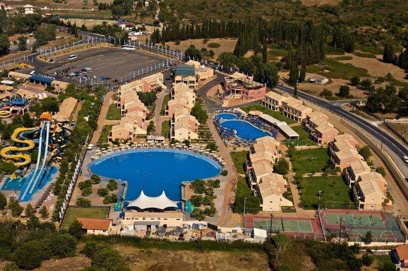 Sejur Corfu Grecia autocar Hotel ITHEA SUITES 4*