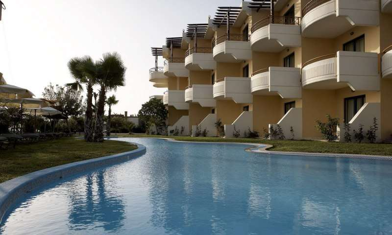 Sejur avion Corfu Grecia 2017 oferta Hotel Ariti Grand (Kanoni) 4*