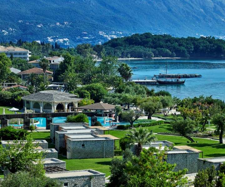 Sejur Corfu Grecia individual Hotel AURORA BEACH 2*