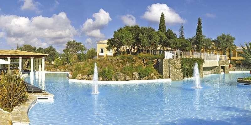Sejur Corfu Grecia individual Hotel GOUVIA 3*