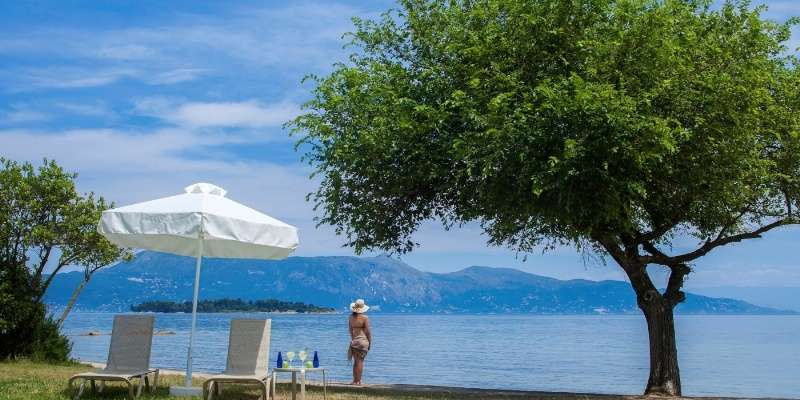 Sejur Corfu Grecia individual Hotel LIAPADES BEACH 3*