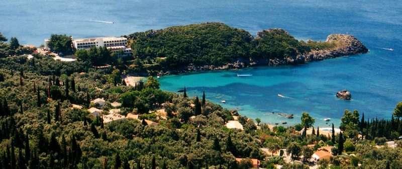 Sejur Corfu Grecia individual Hotel MESSONGHI BEACH 3*