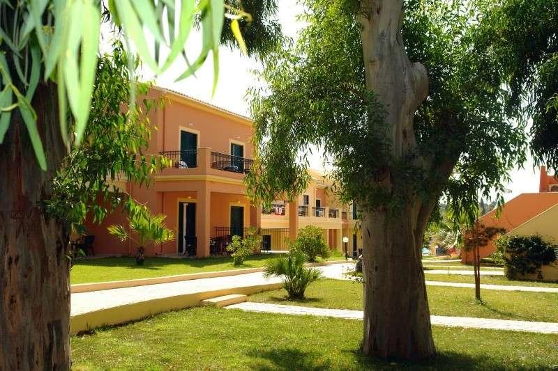 Sejur Corfu Grecia individual Hotel RESORT AQUALAND 4*-
