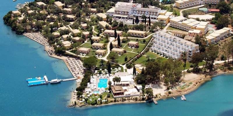 Sejur Corfu Grecia individual Hotel ROSA BELA EMONES GOLF PALACE 4*
