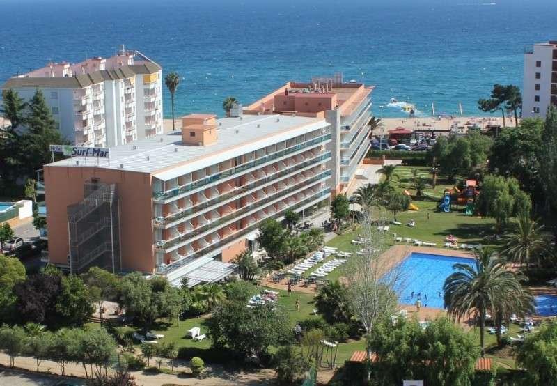 Sejur Costa Brava octombrie bilet de avion si hotel inclus