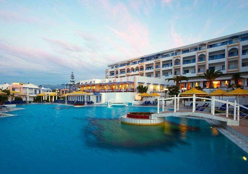 Sejur Creta Grecia august 2018 bilet avion, hotel si taxe incluse