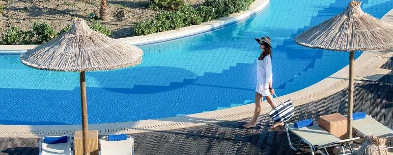 Sejur Creta Grecia avion Hotel DESSOLE MIRABELLO BEACH & VILLAGE 5*