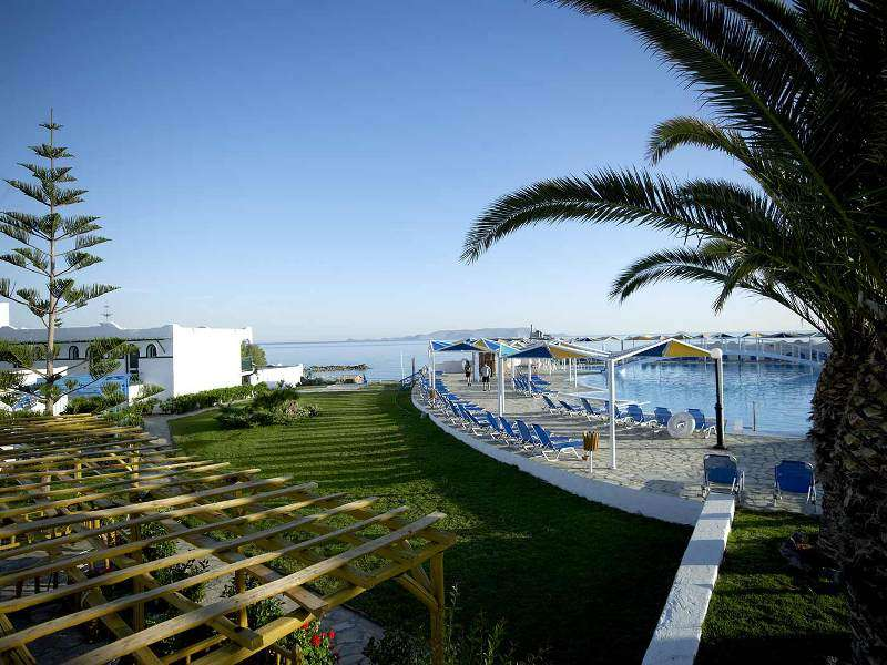 Sejur avion Creta Grecia 2017 oferta Hotel Elmi Suites 4*