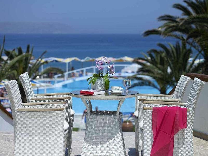 Sejur avion charter Creta Grecia 2018 oferta Hotel FLORAL 3*