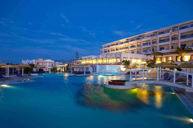 Sejur avion Creta Grecia 2017 oferta Hotel GRAND HOLIDAY RESORT 4*