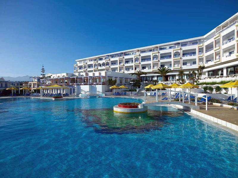 Sejur avion Creta Grecia 2018 oferta Mitsis Rinela Beach Resort & Spa 5*