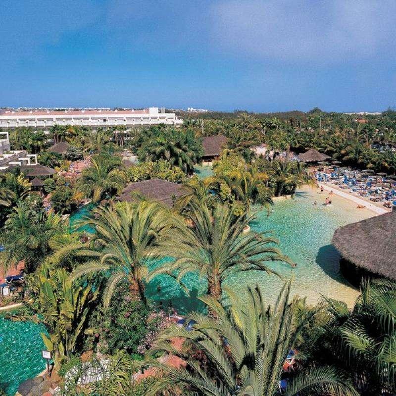 Sejur Gran Canaria octombrie 2017 bilet de avion si hotel inclus