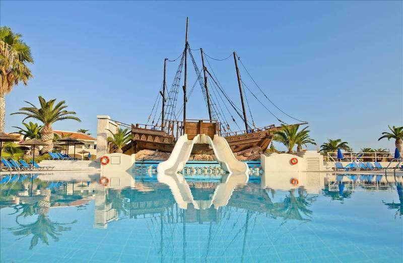 Sejur Grecia Kos august bilet avion, hotel si taxe incluse