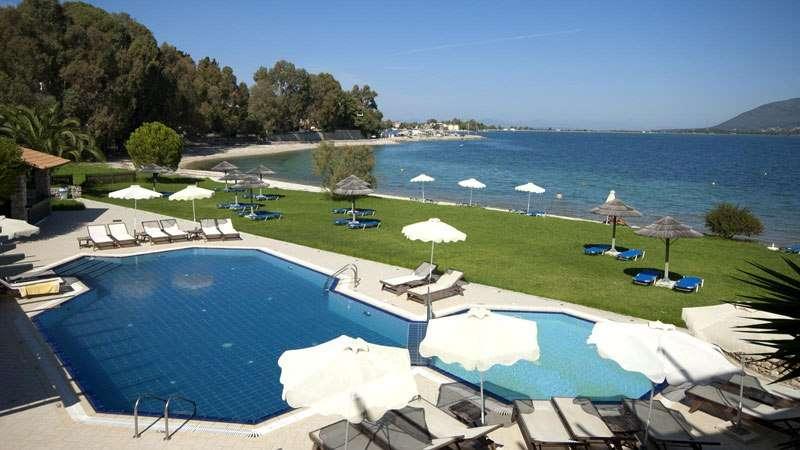 Sejur Grecia Lefkada septembrie 2018 bilet avion, hotel si taxe incluse