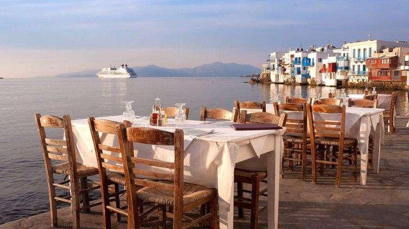 Sejur Grecia Mykonos octombrie 2017 bilet avion, hotel si taxe incluse