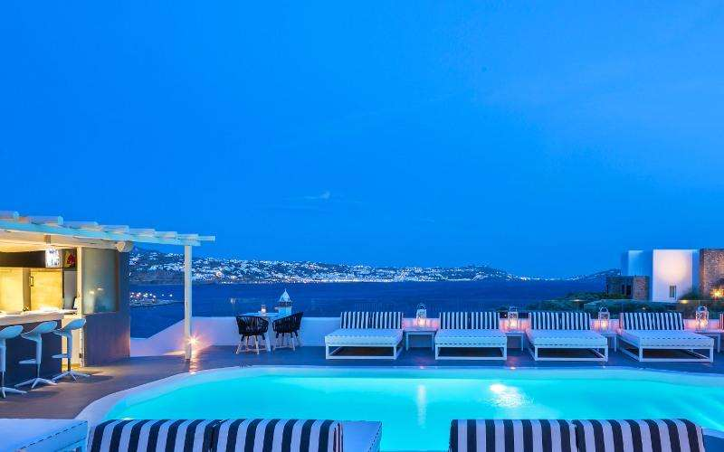 Sejur Mykonos octombrie 2018 bilet avion si hotel inclus