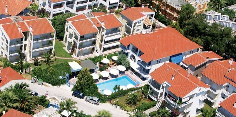 Sejur Halkidiki august bilet de avion si hotel inclus