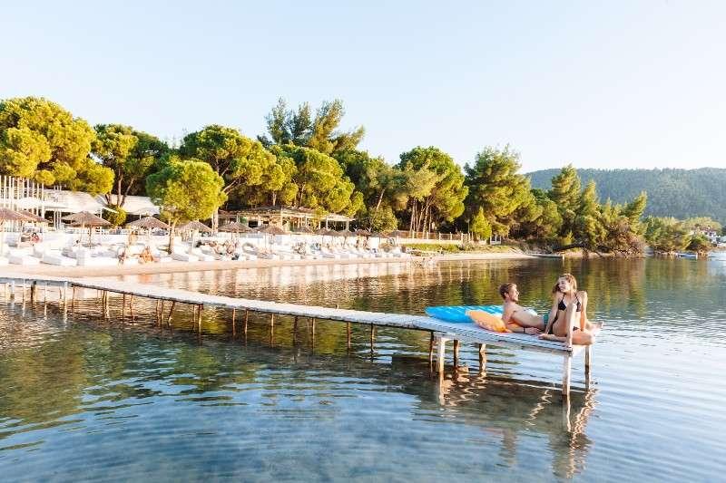 Sejur Halkidiki Grecia autocar Hotel Theo Bungalows